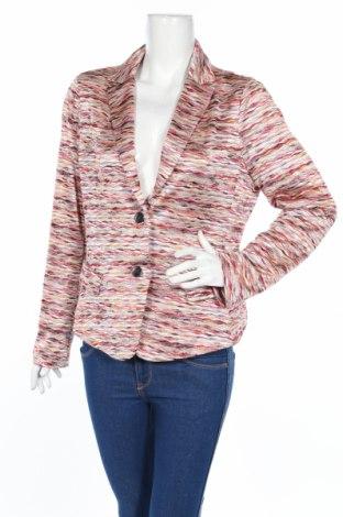 Дамско сако Comma,, Размер XL, Цвят Многоцветен, 99% полиестер, 1% еластан, Цена 33,60лв.