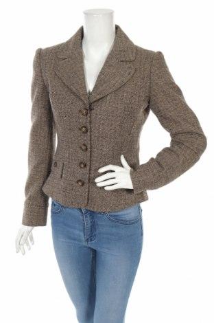 Γυναικείο σακάκι D&G, Μέγεθος M, Χρώμα  Μπέζ, 38%ακρυλικό, 38% μαλλί, 24% πολυεστέρας, Τιμή 97,84€