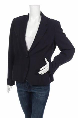 Дамско сако Esprit, Размер XL, Цвят Син, 72% полиестер, 20% вискоза, 8% еластан, Цена 28,09лв.