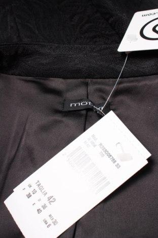 Дамско сако Motivi, Размер S, Цвят Черен, 80% полиестер, 17% полиамид, 3% еластан, Цена 59,84лв.