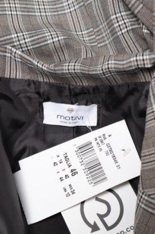 Дамско сако Motivi, Размер M, Цвят Бежов, 82% полиестер, 15% вискоза, 3% еластан, Цена 59,84лв.