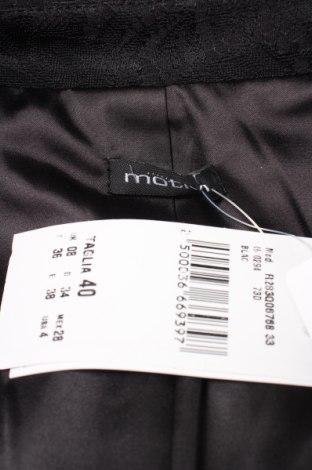 Дамско сако Motivi, Размер XS, Цвят Черен, 80% полиестер, 17% полиамид, 3% еластан, Цена 59,84лв.