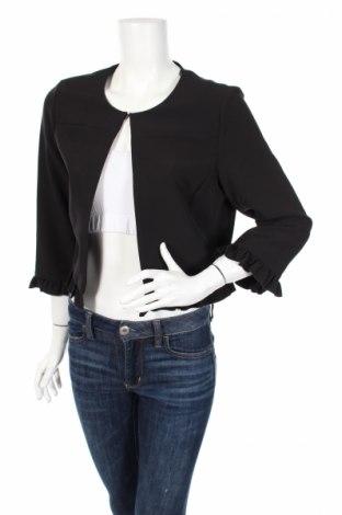 Дамско сако Motivi, Размер M, Цвят Черен, 90% полиестер, 10% еластан, Цена 54,72лв.