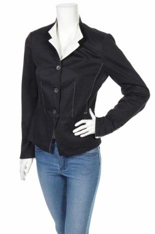 Дамско сако Noa Noa, Размер M, Цвят Черен, 97% памук, 3% еластан, Цена 33,54лв.