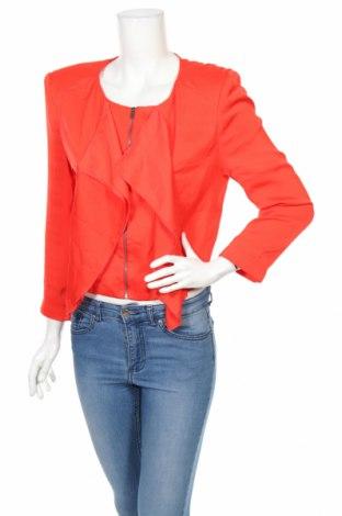 Дамско яке BCBG Max Azria, Размер L, Цвят Оранжев, Полиестер, Цена 39,65лв.