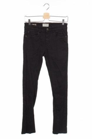 Dziecięce jeansy Review, Rozmiar 12-13y/ 158-164 cm, Kolor Czarny, 98% bawełna, 2% elastyna, Cena 27,60zł