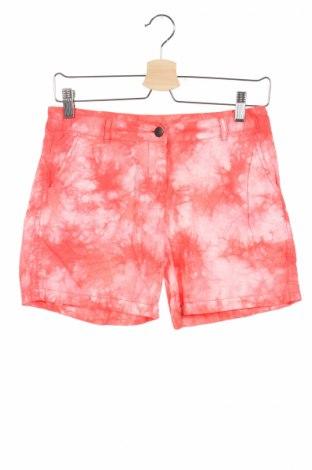 Pantaloni scurți de copii Manguun, Mărime 15-18y/ 170-176 cm, Culoare Roșu, Bumbac, Preț 14,92 Lei