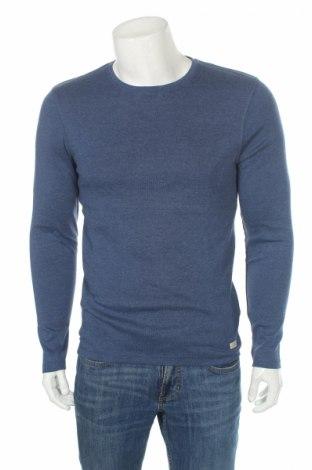 Bluză de bărbați Mc Neal, Mărime M, Culoare Albastru, 60% bumbac, 40% poliester, Preț 58,03 Lei