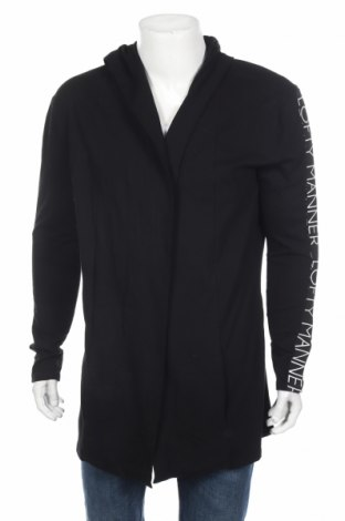 Мъжка жилетка Lofty Manner, Размер M, Цвят Черен, Цена 67,20лв.