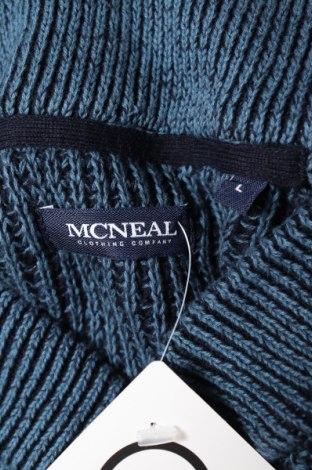 Мъжка жилетка Mc Neal, Размер L, Цвят Син, Памук, Цена 53,20лв.
