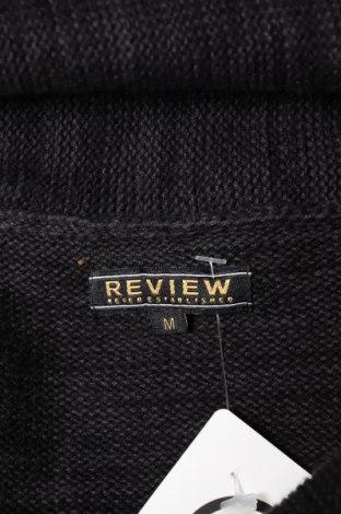 Мъжка жилетка Review, Размер M, Цвят Черен, Памук, Цена 44,80лв.