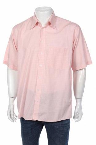 Ανδρικό πουκάμισο Ahlemeyer, Μέγεθος L, Χρώμα Ρόζ , Βαμβάκι, Τιμή 2,60€