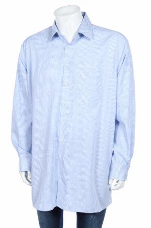 Мъжка риза Eterna, Размер XXL, Цвят Син, 100% памук, Цена 32,20лв.
