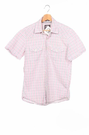 Ανδρικό πουκάμισο H&M L.o.g.g, Μέγεθος S, Χρώμα Πολύχρωμο, Βαμβάκι, Τιμή 2,92€