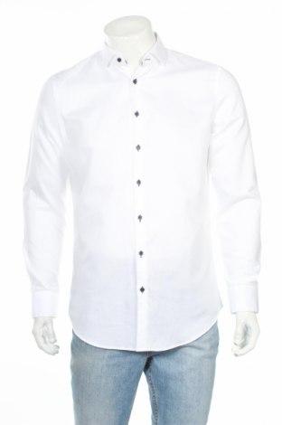 Pánska košeľa  Pierre Cardin, Veľkosť L, Farba Biela, Bavlna, Cena  28,10€
