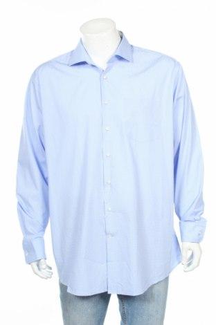 Мъжка риза Seidensticker, Размер XXL, Цвят Син, 100% памук, Цена 43,40лв.