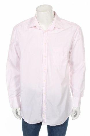 Мъжка риза Van Laack, Размер XL, Цвят Розов, Памук, Цена 6,50лв.