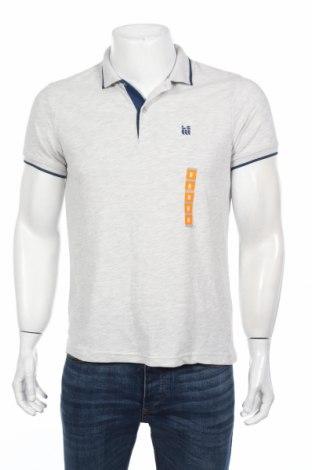 Мъжка тениска Lc Waikiki, Размер M, Цвят Сив, 69% памук, 31% полиестер, Цена 30,35лв.