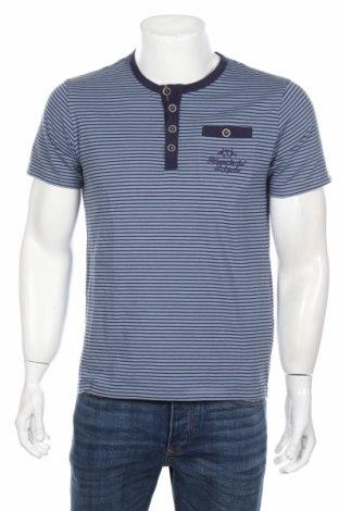 Tricou de bărbați Timeout, Mărime M, Culoare Albastru, 100% bumbac, Preț 41,78 Lei