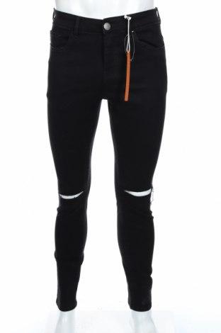 Pánske džínsy  Review, Veľkosť M, Farba Čierna, 97% bavlna, 3% elastan, Cena  13,40€
