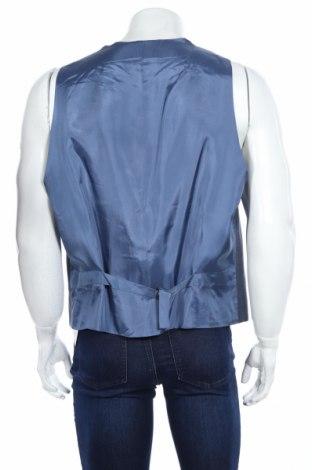 Мъжки елек Strellson, Размер XL, Цвят Син, 80% вълна, 10% полиамид, Цена 90,35лв.