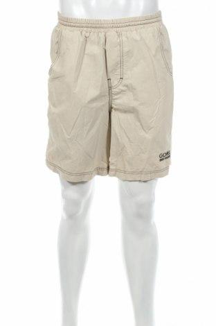 Мъжки къс панталон Gore, Размер L, Цвят Бежов, 73% полиамид, 27% памук, Цена 9,56лв.