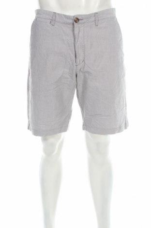 Мъжки къс панталон Merona, Размер L, Цвят Син, Памук, Цена 6,62лв.