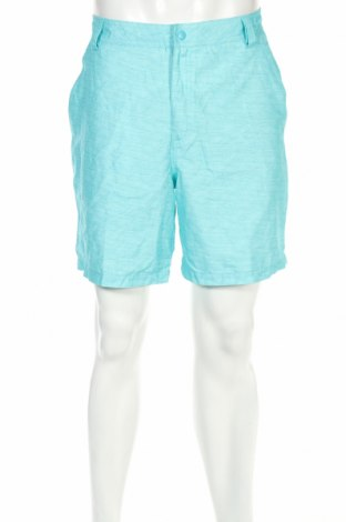 Мъжки къс панталон PUMA, Размер L, Цвят Син, Цена 13,44лв.