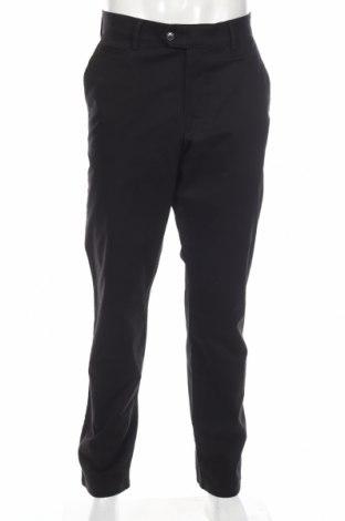 Pantaloni de bărbați Christian Berg, Mărime XL, Culoare Negru, 97% bumbac, 3% elastan, Preț 101,05 Lei