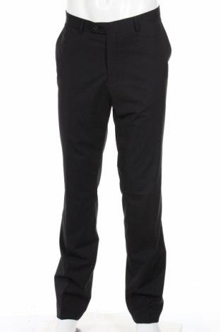 Мъжки панталон Montego, Размер XL, Цвят Черен, 70% полиестер, 30% вискоза, Цена 7,75лв.