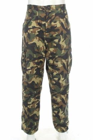 Мъжки панталон Pelle Pelle, Размер L, Цвят Многоцветен, Памук, Цена 31,20лв.