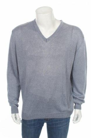 Pulover de bărbați Pierre Cardin, Mărime L, Culoare Albastru, In, Preț 108,95 Lei