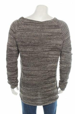 Мъжки пуловер Tigha, Размер L, Цвят Многоцветен, Памук, Цена 90,35лв.