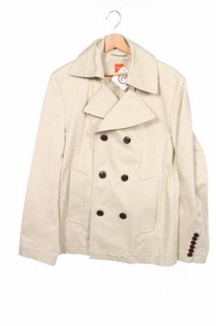 Мъжки шлифер Boss Orange, Размер S, Цвят Бежов, Цена 35,28лв.