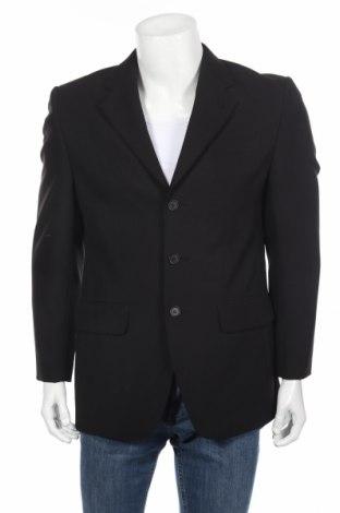 Мъжко сако George, Размер S, Цвят Черен, Цена 15,80лв.