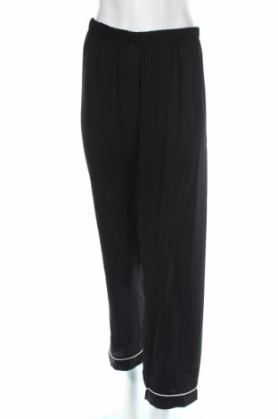 Пижама Anna Field, Размер L, Цвят Черен, Полиестер, Цена 23,04лв.