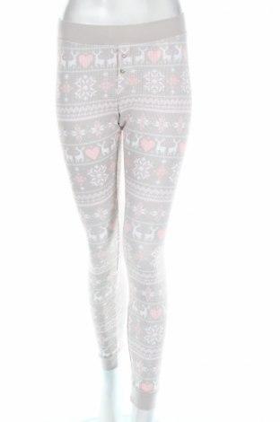 Пижама Even&Odd, Размер XS, Цвят Бежов, 97% памук, 3% еластан, Цена 24,48лв.
