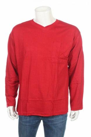 Пижама Moonlight, Размер XL, Цвят Червен, Памук, Цена 7,35лв.