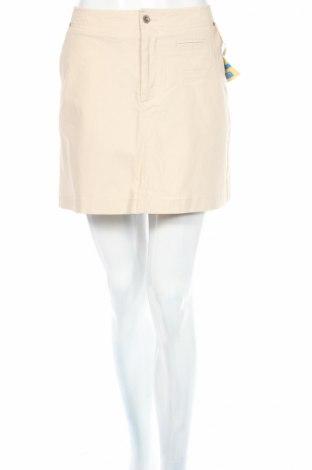 Sukňa- nohavice  Dockers, Veľkosť S, Farba Béžová, 98% bavlna, 2% elastan, Cena  5,67€