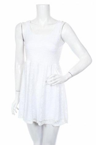 Рокля Ambiance, Размер M, Цвят Бял, 90% полиамид, 10% еластан, Цена 3,23лв.