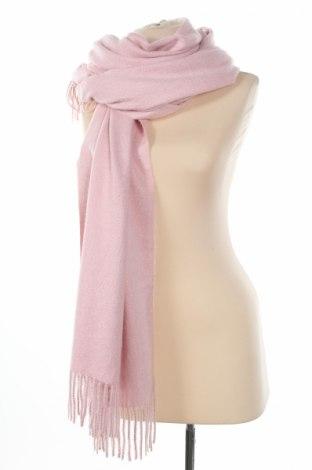 Шал, Цвят Розов, 30% вълна, 70% вискоза, Цена 29,25лв.