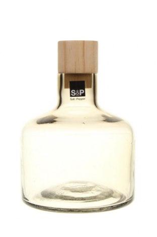 Skleněná láhev Salt & Pepper, Barva Šedá, Sklo, Cena  719,00Kč