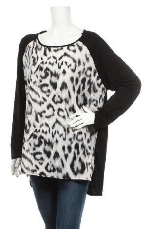 Tunică Suzanne Grae, Mărime XL, Culoare Negru, Poliester, viscoză, Preț 18,90 Lei