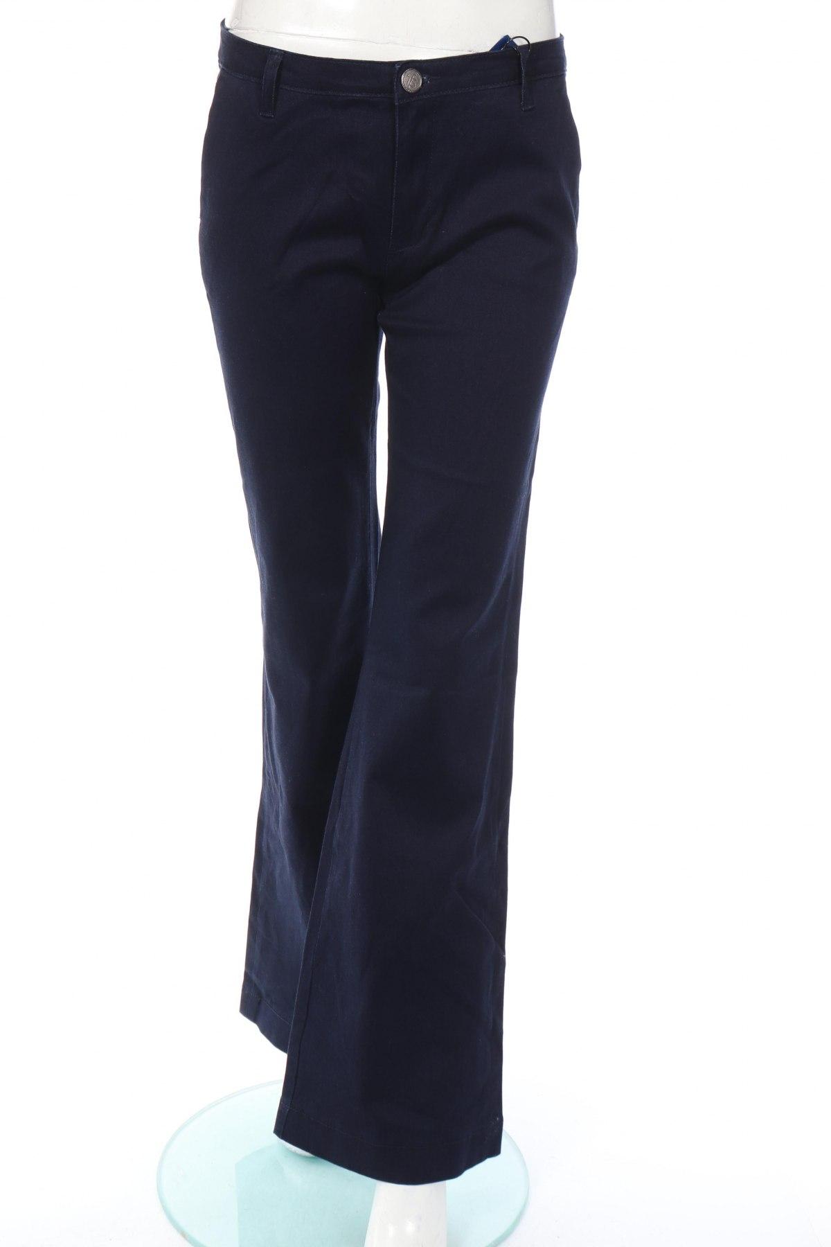 Дамски дънки Twentyfourseven, Размер XXS, Цвят Син, 98% памук, 2% еластан, Цена 3,36лв.