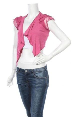 Дамска жилетка Orsay, Размер S, Цвят Розов, 92% вискоза, 8% еластан, Цена 13,23лв.
