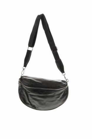Чанта за кръст, Цвят Черен, Еко кожа, Цена 23,10лв.
