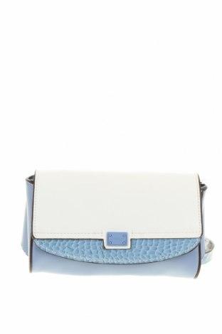 Τσάντα Verde, Χρώμα Λευκό, Δερματίνη, Τιμή 12,12€