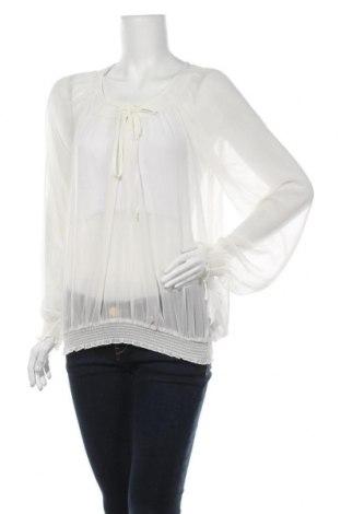 Дамска блуза, Размер M, Цвят Бял, 100% полиестер, Цена 4,39лв.