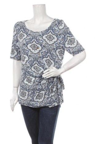 Дамска блуза Alice Bizous, Размер M, Цвят Многоцветен, 95% вискоза, 5% еластан, Цена 5,44лв.