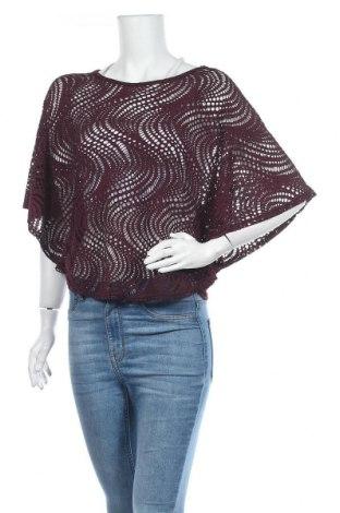 Дамска блуза Amisu, Размер S, Цвят Лилав, Цена 6,30лв.